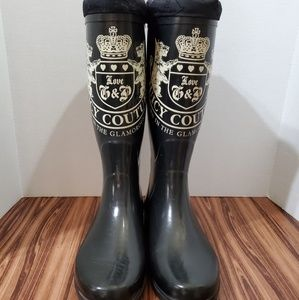 Juicy Couture Rainboots
